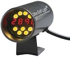 Stewart Warner Ultra-Shift Digital Yellow Tachometer Shift Light 114906