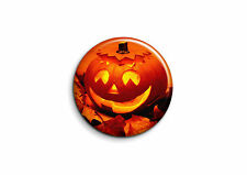Halloween - Jack o Lantern 1 - Badge 56mm Button Pin