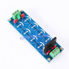 Dual Power Rectifier Filter Power Supply for Pre AMP Headphone Amplifier Board