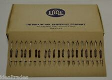 IRC 1000 OHM RESISTOR 1K DCC 1% ND27298 (100 PIECES) MADE IN USA
