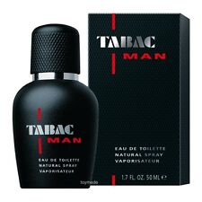TABAC MAN Eau de Toilette Natural Spray Vaporisator EdT 50ml für Herren 1.7floz