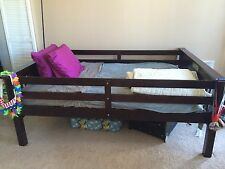 Full Size Bed/ Comes with Mattress