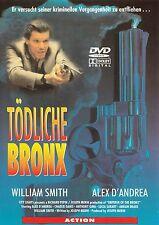 """TÖDLICHE BRONX (""""EMPEROR OF THE BRONX"""") / DVD - TOP-ZUSTAND"""