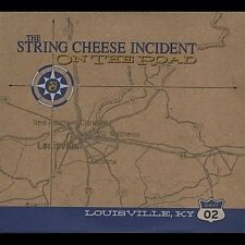 ON THE ROAD: 04-17-02 LOUISVILLE, KY [USED CD]