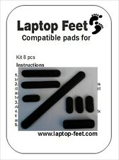 Laptop Feet for Acer Aspire 6530ZK3/6930G/6930z Comp Kit (8pcs Self Adh by 3M)