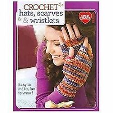 Crochet Hat, Scarves and Wristers : Easy to Make, Fun to Wear (2013, Paperback)