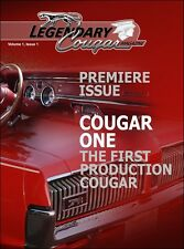 Legendary Cougar Magazine Volume 1  The first six issues