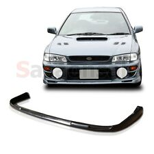 97-01 SUBARU IMPREZA to WRX STi Style Front Bumper Add-on Lip - PU