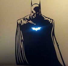 "Batman silhouette sticker for Apple Mac Book/Air/Retina 13"" laptop"