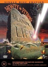 MONTY PYTHON'S Meaning Of Life DVD BRAND NEW SEALED TOP 1000 MOVIES R4