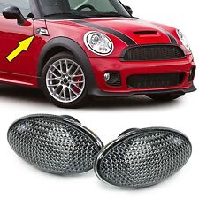 SMOKED SIDE INDICATORS REPEATERS FOR MINI R50 R53 01-06 + CONVERTIBLE R52 04-08