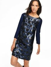 *Brand New* Boden Wow Embellished Tunic Dress – Navy Blue - Size 10 Reg RRP £200
