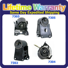 M002 95-01 For Nissan Maxima 3.0L Auto Trans Engine Motor &Trans Mount Set 4PCS