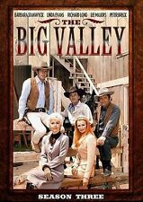 The Big Valley: Season 3, New DVDs