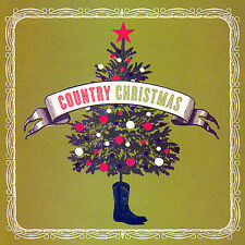 Country Christmas (Capitol/EMI) CD NEW Kenny Rodgers Glen Campbell Alison Krauss