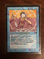 MTG - Field of Dreams Card *Legends* Magic the Gathering - SIGNED BY ARTIST - NM