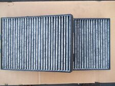 BMW E39 525I 528I 530I 540I M5  Cabin Air Filter Set Charcoal Carbon  138