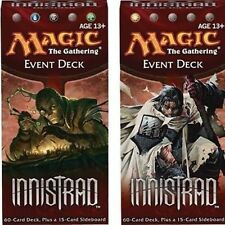 Magic the Gathering Innistrad Event Deck Pair - Deathfed and Hold the Line