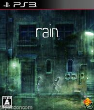 Used PS3 Rain  SONY PLAYSTATION 3 JAPAN JAPANESE IMPORT