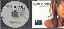 NATALIE COLE CD single LIVIN FOR LOVE  4 tracce 2001 BOB SINCLAIR RADIO EDIT