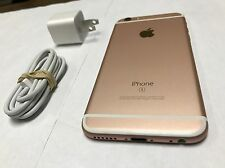 FACTORY UNLOCKED *MINT* Condition Apple iPhone 6S 16gb (Rose Gold) w/ Extras