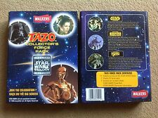 Vintage Star Wars tazo collection full set including rare tazo's FREE POST in UK