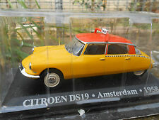 CITROEN DS19 AMSTERDAM 1958 -  SCALA 143