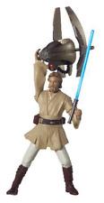 Star Wars Ataque De Los Clones Obi-Wan Kenobi corucant Chase Figura De Acción