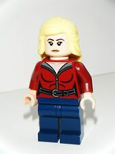NEW LEGO CUSTOM DOCTOR WHO ROSE TYLER MINIFIGURE MADE OF LEGO PARTS