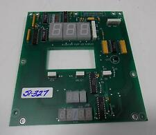 CENTURY PUMP LED DISPLAY BOARD 467643-220