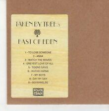 (BU232) Taken By Trees, East of Eden - DJ CD