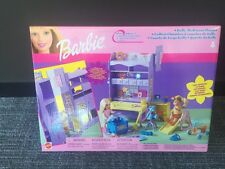 Barbie All Around Home Kelly Bedroom Playset New