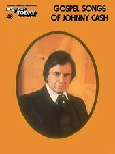 Gospel Songs of Johnny Cash Sheet Music E-Z Play Today Book NEW 000100343