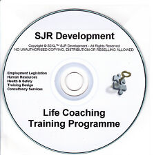 Life Coaching Life Coach Training Programme Course Materials Become a Life Coach