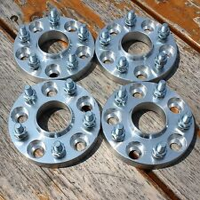 Set of 4 | 20mm Hubcentric Wheel Spacers | 5x4.5 or 5x114.3 | 60.1mm Hub