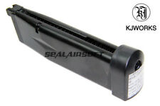 KJ Works 29rds Airsoft Toy Metal 6MM CO2 Magazine For KP05 / KP08 Hi-Capa GBB