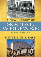 A New History of Social Welfare (6th Edition), Day, Phyllis J., Good Book