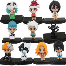 10x Bleach Ichigo Stand Kon Gashapon Figure Set