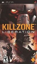 Killzone Liberation UMD PSP GAME Sony PLAYSTATION PORTABLE