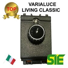 Bticino VARIALUCE LIVING CLASSIC COASSIALE RTS34DLI RM0667