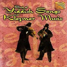 Best of Yiddish Songs and Klezmer Music, New Music