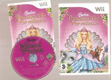 Rarissime !! BARBIE PRINCESSE DE L'ILE MERVEILLEUSE : Superbe sur WiiU