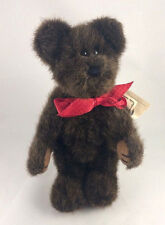 """8.5"""" Boyds Bears Plush SUTTON Archive Collection Jointed Teddy"""
