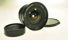 Rmc Tokina 17mm F3.5 Minolta Md Mount Camera Lens 8502229 - Fungus -