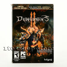 Dungeons 2 (PC DVD Offline/Online Game) For Windows 10/8/7 Brand New Sealed