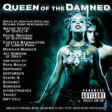 Queen of the Damned COLONNA SONORA CD OST Merce Nuova