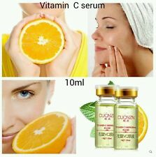 Skin whitening dark spots anti aging Vitamin C Serum100% pure Natural extract UK