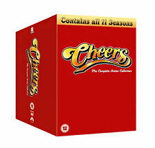 Cheers - Complete (DVD, 2012, 43-Disc Set, Box Set)