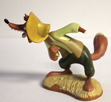 WDCC Brer Fox Rare Broken Arm *CHEAP* RETIRED Disney Figurine Song of the South