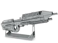 Halo Assault Rifle Metal Earth 3D Laser Cut Model Kit MMS294 Fascinations